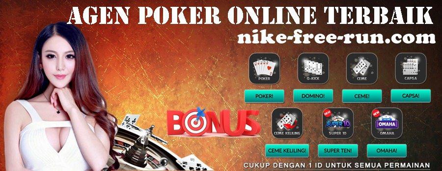 Agen Poker Online Terbaik & Cara Mudah Menang